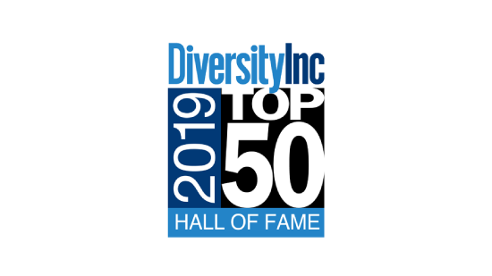 Top Company for Diversity by DiversityInc