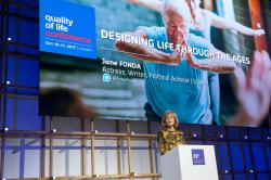 Bilder von der Quality of Life Conference